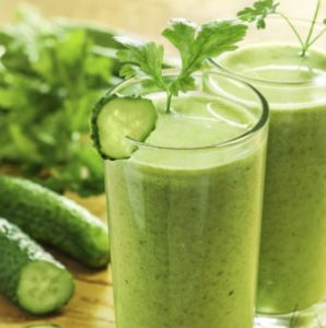 Cool as a Cucumber Smoothie