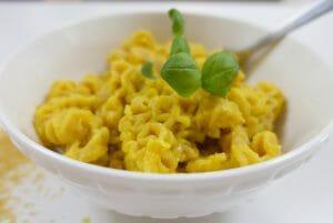 Nutritional Yeast Mac & Cheese