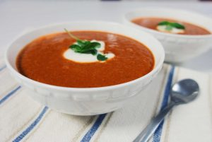 Sundried Tomato Soup