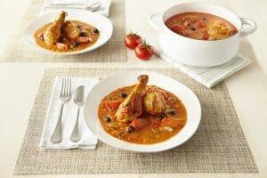 Campari® Stewed Tomato Chicken