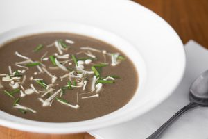 O&B Mushroom Soup